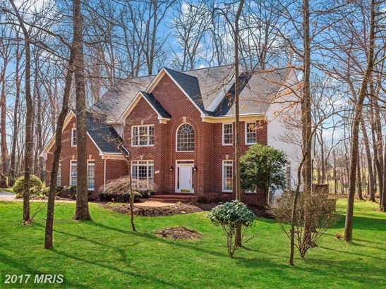 Colonial, Detached - GLENWOOD, MD (photo 1)