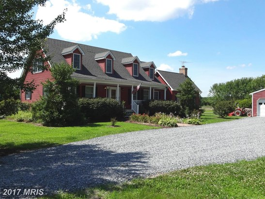 Cape Cod, Detached - TRAPPE, MD (photo 1)