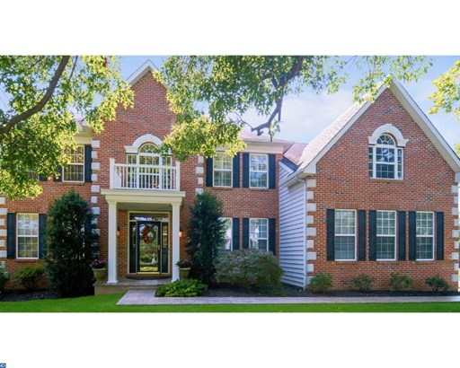 Colonial,Traditional, Detached - EXTON, PA (photo 1)
