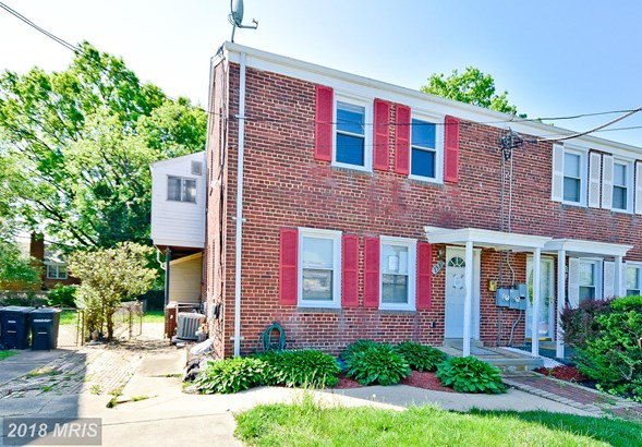 Semi-Detached, Colonial - TEMPLE HILLS, MD (photo 1)