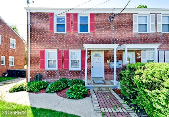 Semi-Detached, Colonial - TEMPLE HILLS, MD (photo 2)