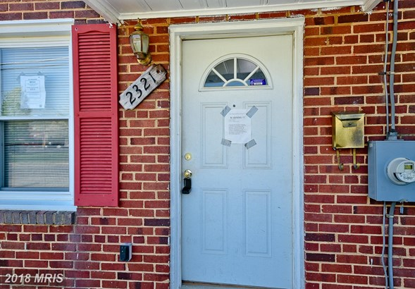 Semi-Detached, Colonial - TEMPLE HILLS, MD (photo 3)