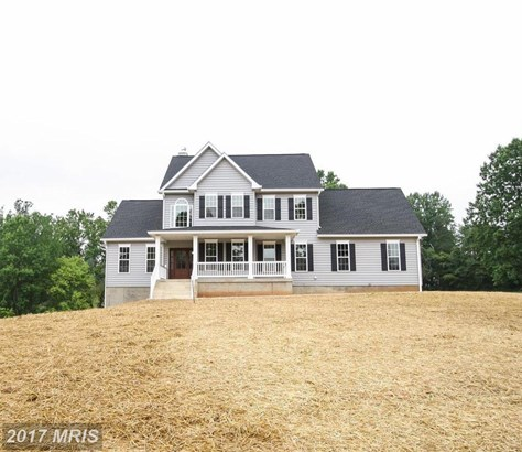 Colonial, Detached - AMISSVILLE, VA (photo 1)