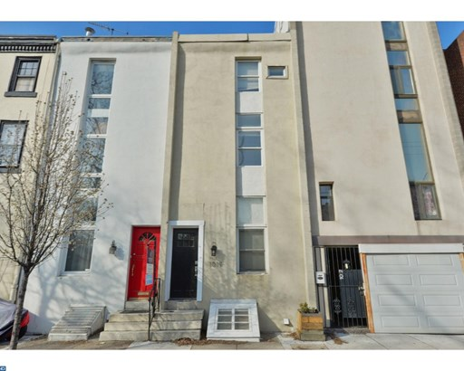 Row/Townhouse, Contemporary - PHILADELPHIA, PA (photo 3)