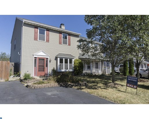 Semi-Detached, Colonial - QUAKERTOWN, PA (photo 1)