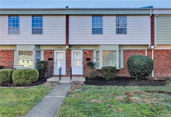 Colonial, Row House, Two Story, Single Family - Richmond, VA