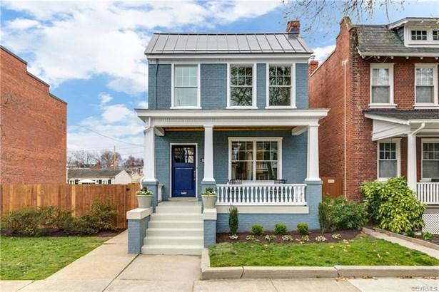 Row House, Two Story, Single Family - Richmond, VA