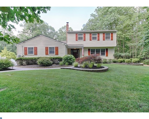 Detached, Colonial,Contemporary - SHAMONG TWP, NJ (photo 1)