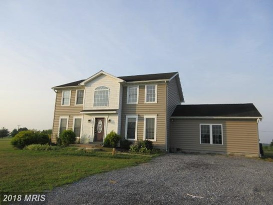 Colonial, Detached - HURLOCK, MD (photo 2)