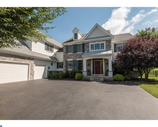Colonial, Detached - GARNET VALLEY, PA (photo 2)
