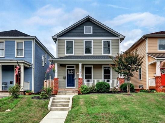 Craftsman, Two Story, Single Family - Richmond, VA
