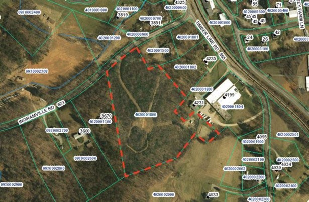 Land (Acreage), Lots/Land/Farm - Ferrum, VA (photo 3)