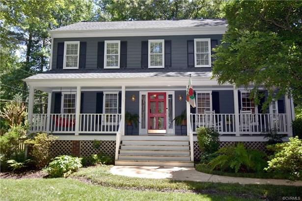 A-Frame, Colonial, Two Story, Single Family - Richmond, VA