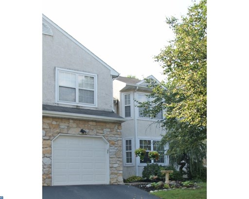 Row/Townhouse, Colonial - MAPLE GLEN, PA (photo 1)