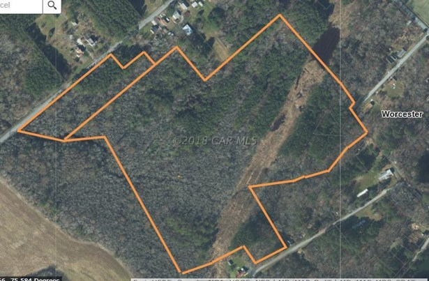 Unimprvd Lots/Land - Pocomoke, MD (photo 1)