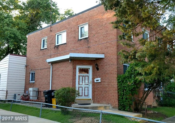 Semi-Detached, Colonial - SILVER SPRING, MD (photo 1)