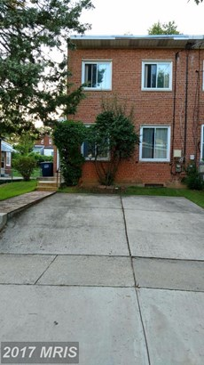 Semi-Detached, Colonial - SILVER SPRING, MD (photo 2)