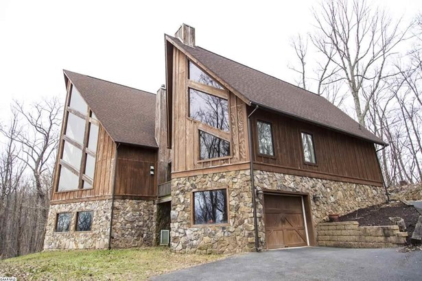 Chalet, Contemporary, Detached - FISHERSVILLE, VA (photo 3)