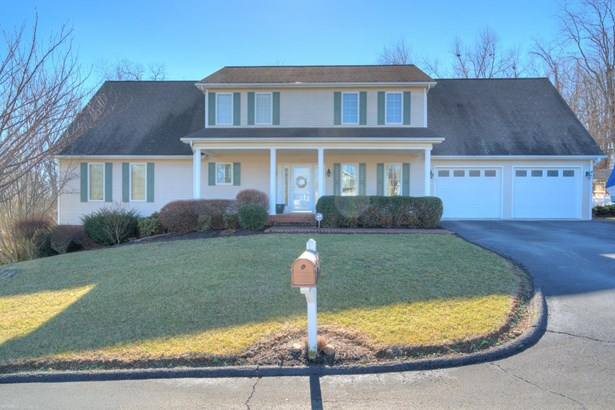 Colonial, Detached - Christiansburg, VA (photo 1)