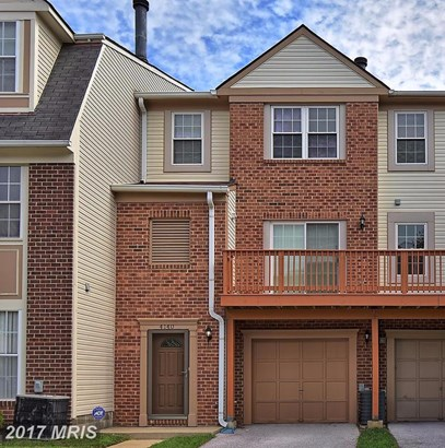 Townhouse, Contemporary - RANDALLSTOWN, MD (photo 1)