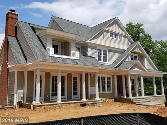 Arts & Crafts, Detached - CHEVY CHASE, MD (photo 1)