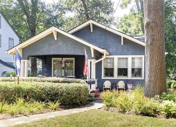 Cottage/Bungalow, Craftsman, Single Family - Richmond, VA