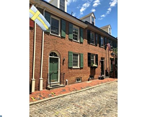 Row/Townhouse, Colonial - PHILADELPHIA, PA (photo 2)