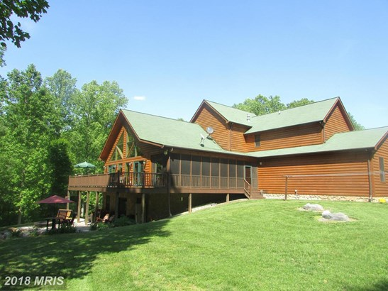 Detached, Log Home - WESTMINSTER, MD (photo 2)