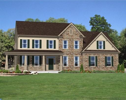 Colonial, Detached - HORSHAM, PA (photo 1)