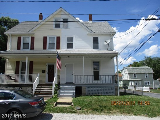 Traditional, Duplex - CATONSVILLE, MD (photo 1)