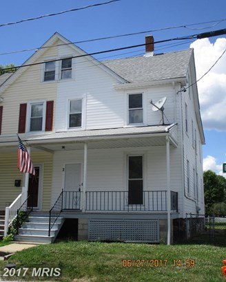 Traditional, Duplex - CATONSVILLE, MD (photo 2)