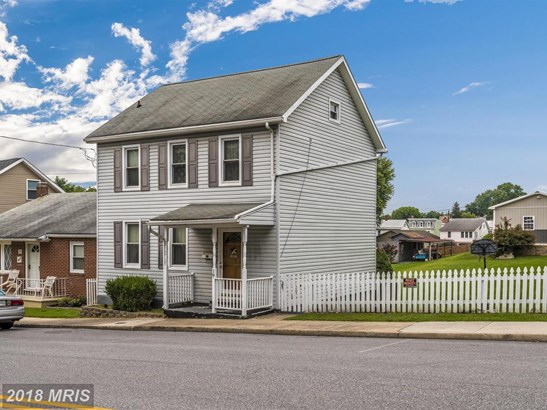 Colonial, Detached - WILLIAMSPORT, MD (photo 1)