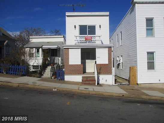 Bungalow, Detached - BALTIMORE CITY, MD (photo 1)