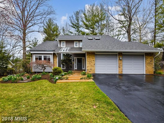Contemporary, Detached - NORTH POTOMAC, MD (photo 1)