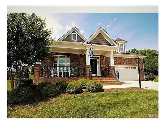 Green Certified Home, Transitional, Single Family - Moseley, VA (photo 1)