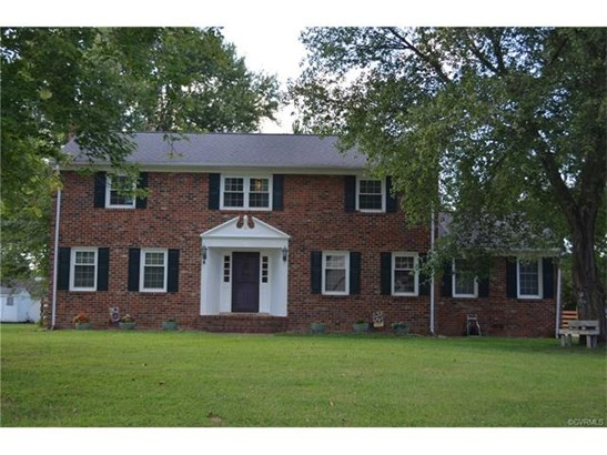 Colonial, Single Family - Mechanicsville, VA (photo 1)