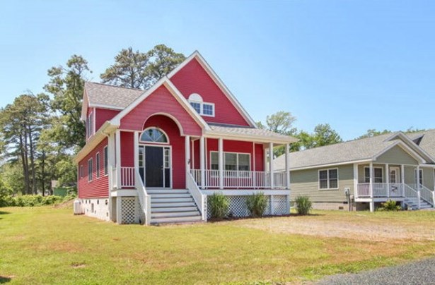 Contemporary,Cape Cod,Beach House, Single Family - Chincoteague, VA (photo 1)