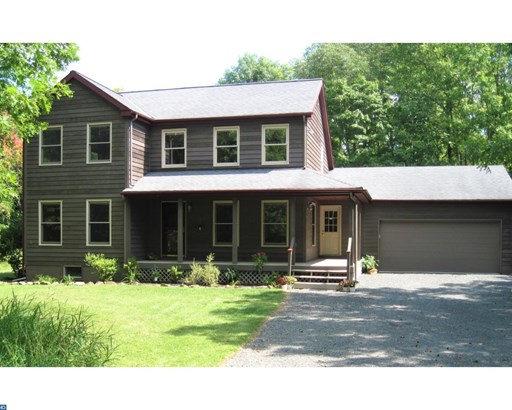 Colonial,Farm House, Detached - UPPER BLACK EDDY, PA (photo 1)