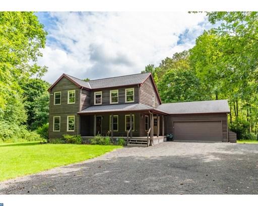 Colonial,Farm House, Detached - UPPER BLACK EDDY, PA (photo 2)