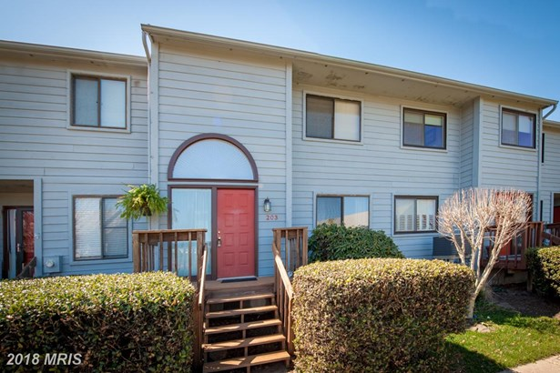 Townhouse, Traditional - STEVENSVILLE, MD (photo 1)