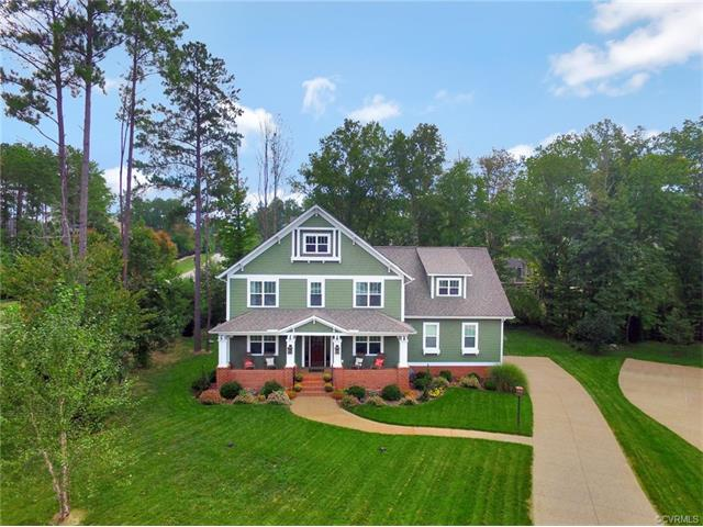 Craftsman, Custom, Single Family - Moseley, VA (photo 1)