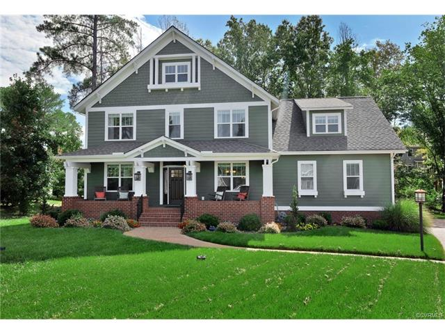 Craftsman, Custom, Single Family - Moseley, VA (photo 3)