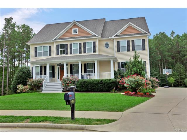 2-Story, Transitional, Single Family - Chesterfield, VA (photo 2)