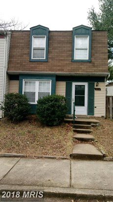 Colonial, Attach/Row Hse - CAPITOL HEIGHTS, MD (photo 1)