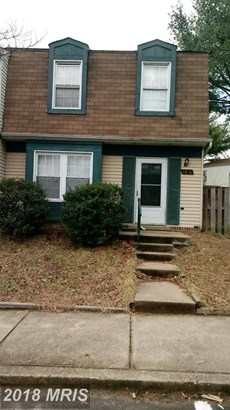 Colonial, Attach/Row Hse - CAPITOL HEIGHTS, MD (photo 2)