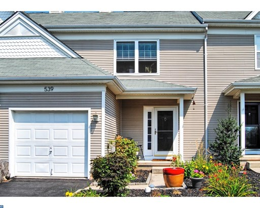 Row/Townhouse, Colonial - COLLEGEVILLE, PA (photo 1)