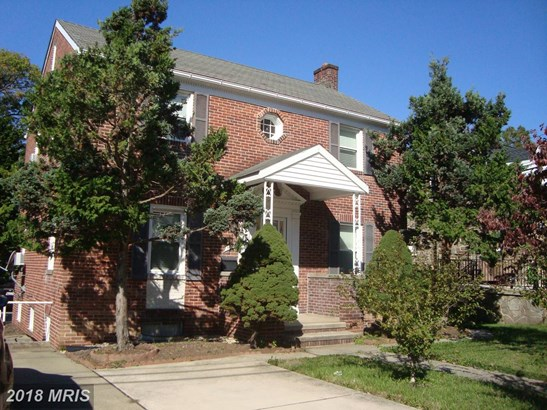 Colonial, Detached - PARKVILLE, MD (photo 1)