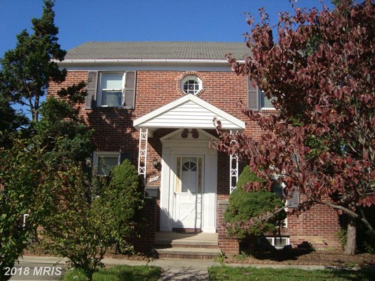 Colonial, Detached - PARKVILLE, MD (photo 2)