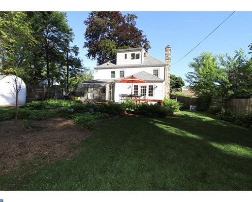 Colonial, Detached - WYNNEWOOD, PA (photo 3)