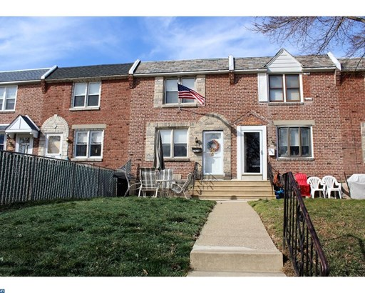 Row/Townhouse, Colonial - DREXEL HILL, PA (photo 2)